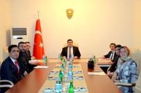 İLYAS ÇAPOĞLU - Ahıska Türklerinin Toplumsal Uyumu Görüşüldü