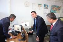 BÜLENT TEKBıYıKOĞLU - Ahlat'ta Çipli Kimlik Kartı Başvuruları Alınıyor