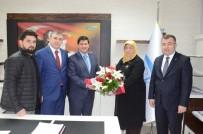 FARUK ÖZLÜ - AK Parti Düzce Yönetiminden Hayırlı Olsun Ziyaretleri