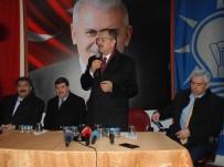 Bakan Özhaseki AK Parti İl Başkanlığını Ziyaret Etti