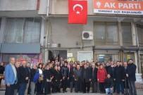 Balıkesir AK Parti İl Teşkilatı Körfez Bölgesine Çıkarma Yaptı