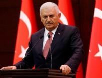 ÇANKAYA KÖŞKÜ - Başbakan Yıldırım'dan esnafa sicil affı müjdesi