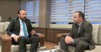 NEVZAT DOĞAN - Başkan Doğan, TEDAŞ Bölge Müdürü Yeşilyurt'u Ağırladı