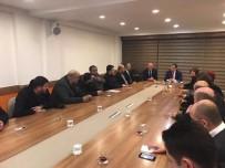 Başkan Keleş AK Parti İlçe Teşkilatı İle Bir Araya Geldi
