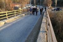Başkan Şirin 4 Mahallenin Köprü Sorununu Yerinde İnceledi