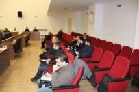 İBRAHIM UĞUR - Biga Belediye Meclis Toplantısı Yapıldı
