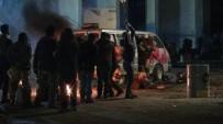 BORDO BERELİLER - 'Bordo Bereliler Suriye' Filmi Geliyor