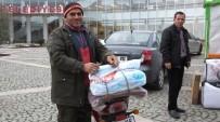 Burhaniye'de Halep İçin Yardım Kampanyası Başlatıldı