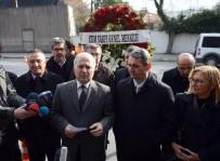 NOEL - CEM Vakfı Reina Saldırısında Hayatını Kaybedenleri Andı