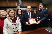 CHP Etimesgut Yönetiminden Yaşar'a Teşekkür Ziyareti