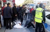 HIRSIZLIK ZANLISI - Bisikletini çalan hırsızı yerin dibine soktu