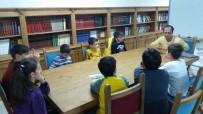SANAT ESERİ - Çocuklar İçin Felsefe Atölyesi Başarıyla Tamamlandı
