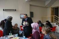Çüngüş'te Belediyeden Bir İlk Daha Açıklaması İlçede Kadınlar Lokali Açıldı