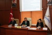 ŞÜKRÜ KARABACAK - Darıca Belediyesi'nde Yılın İlk Meclisi Toplandı