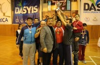ŞÜKRÜ KARABACAK - Darıca İtfaiye'den Şampiyonluk Kupası
