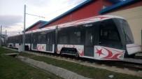 YERLİ TRAMVAY - Dördüncü Yerli Tramvay Raya İndi