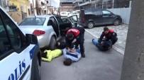 ÖZEL GÜVENLİK GÖREVLİSİ - 'Dur' İhtarına Uymayan Araca Nefes Kesen Operasyon
