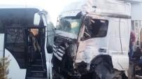 Ehliyetsiz Sürücü 3 Araca Çarpıp Lokantaya Daldı Açıklaması 1 Ölü