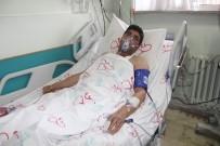 BÖBREK YETMEZLİĞİ - Engelli Vatandaştan Ağabeyine Hediye 'Böbrek'