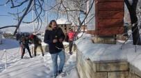 93 HARBİ - Ermenilerin Yanık Cami'de Diri Diri Yaktığı 300 Türk Anıldı