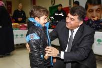 ŞEHITKAMIL BELEDIYESI - Fadıloğlu Dar Gelirli Aileleri Kış Gününde Unutmadı