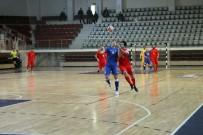 MOLDOVA - Futsalda Moldova'ya Diş Geçiremedik