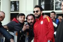 FLORYA - Galatasaray Antalya'da