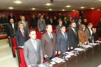 GEBZE BELEDİYESİ - Gebze'de Yılın İlk Meclisi Toplandı