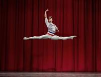 HACETTEPE ÜNIVERSITESI - Genç balet Efe Burak'tan büyük başarı