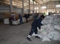 AZEZ - Halep'e Yardımlar Çığ Gibi Büyüyor