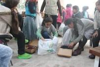 İHH'dan Öğrencilere Giyim Yardımı