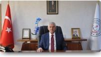 GAZİLER DERNEĞİ - İl Milli Eğitim Müdürü Osman Elmalıdan Örnek Davranış