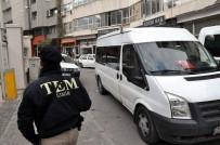DOĞU TÜRKISTAN - İzmir'de Reina Operasyonu Açıklaması 20 Gözaltı