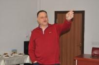 MARMARA ÜNIVERSITESI - İzmit'te Daire Müdürlerine Etkili Sunum Eğitimi