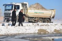 KUŞ CENNETİ - Kar Suları Akgöl'ü Canlandıracak