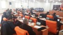 SEÇİMİN ARDINDAN - Karaman Belediyesi 2017 Yılının İlk Meclis Toplantısını Yaptı