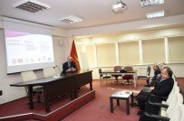 MAHALLİ İDARELER - Kastamonu'da Hedef Dünya Yaşlı Rehabilite Merkezi Haline Gelmek