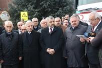 YARDIM KONVOYU - Kayseri'den Halep Ve Musul'a 12 TIR Yardım Malzemesi Gönderildi