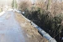 Kazancı Mahallesi'nde Altyapı Çalışmaları Sürüyor