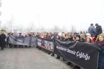 Kırklareli'nde Terörü Protesto Yürüyüşü