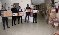 KYK Öğrencilerinden Halep'e Yardım