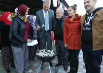 İÇLİ KÖFTE - Mezitli Kadın Üretici Pazarı'nda İstiridye Mantarı Şöleni