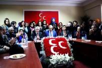 ÜLKÜCÜLER - MHP Melikgazi İlçe Başkanı Ertuğrul Yücebaş Yeniden Adaylığını Açıkladı
