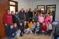 SOSYAL BILGILER - Niksar Atatürk Ortaokulundan Polise Destek