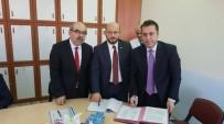 SELAMI KAPANKAYA - Niksar'da Mesleki Ve Teknik Eğitimde İşbirliği Protokolü İmzalandı