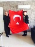 Osmaniye Mimarlar Odası, Kuvayi Milliye Derneği'ne Bayrak Hediye Etti