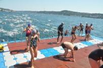 BOSPHORUS - Samsung Boğaziçi Kıtalararası Yüzme Yarışı Dünya Birincisi