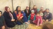 DÜŞÜNÜR - Saruhanlı'daki Mülteciler Yardım Eli Bekliyor