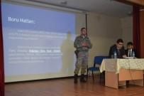 EMNİYET AMİRLİĞİ - Susuz'da Güvenlik Toplantısı Yapıldı