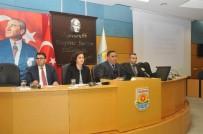 ALI ŞANLı - Tarsus Belediye Meclisi 2017 Yılının İlk Toplantısını Yaptı